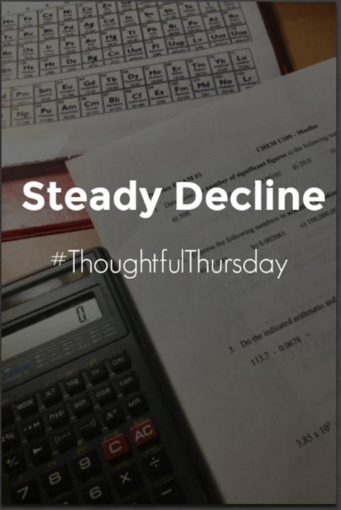 steady-decline