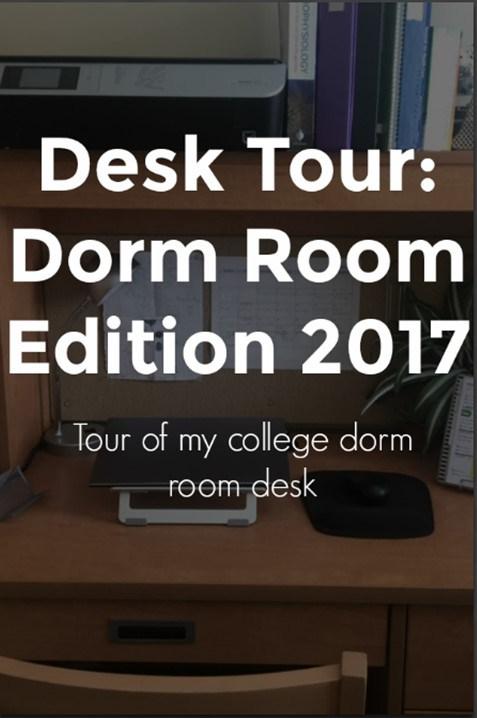 desk-tour