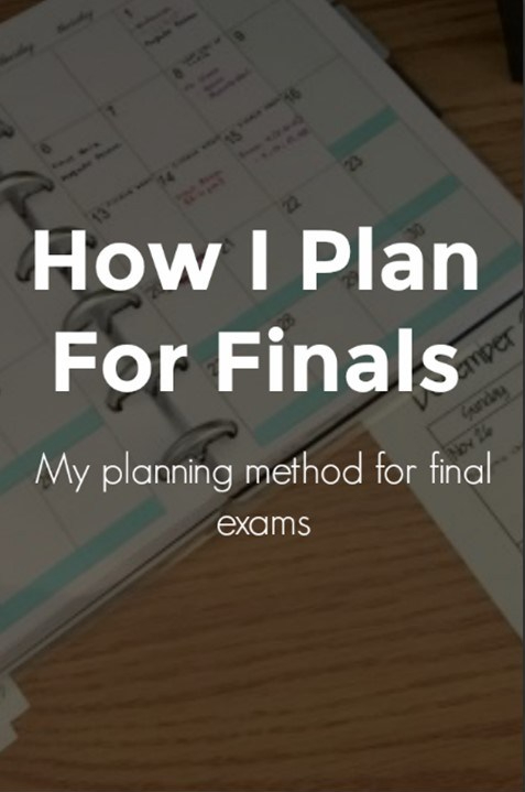 how-i-plan-for-finals