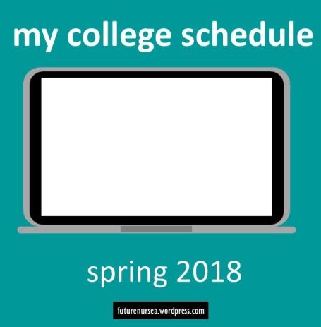 college-schedule-spring-18